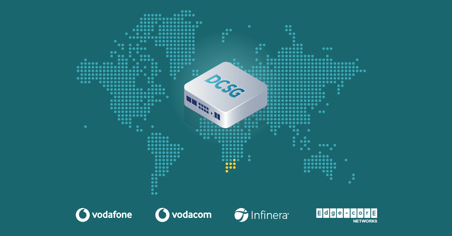 Vodafone Launches Commercial Trials of TIP-Incubated DCSG Solution in South Africa