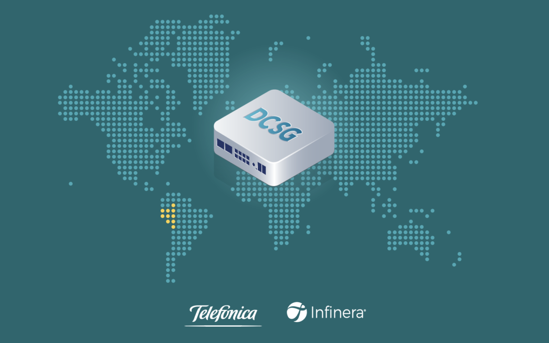 Infinera, Telecom Infra Project and Telefónica Collaborate to Expand DCSG DRX Series Deployments in Peru