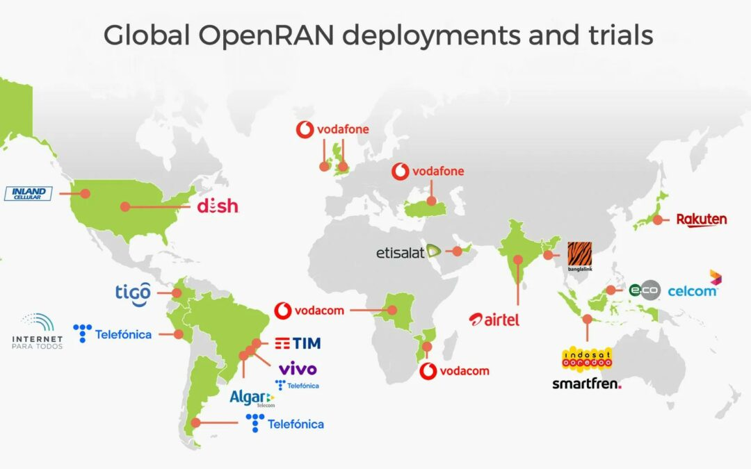 TIP's OpenRAN Project Group Accelerates the Development, Validation, and Deployment of OpenRAN Solutions