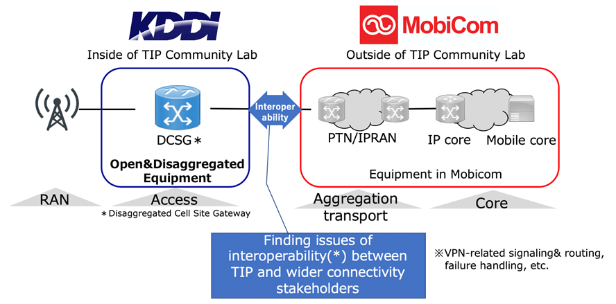 **Accelerating Lower Network Building Cost Through Open and Disaggregated Technologies**