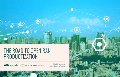 The Road to Open RAN Productization